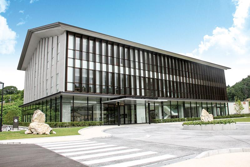 石川町役場が新庁舎に移転しまし...